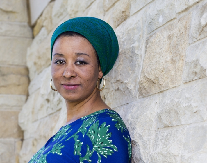 Aisha Sharif author photo