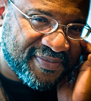 Kwame Dawes Author Photo