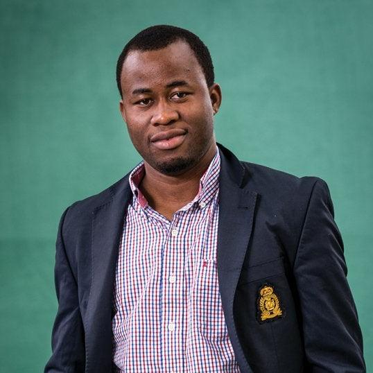 Photo of Chigozie Obioma